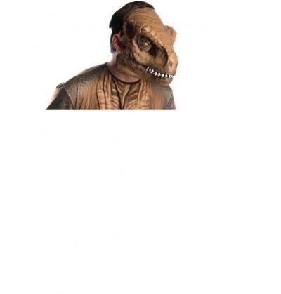 mscara de tiranosaurio rex deluxe para adulto jurassic world