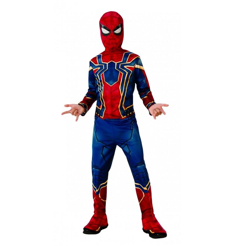 disfraz de iron spider para nio vengadores infinity war