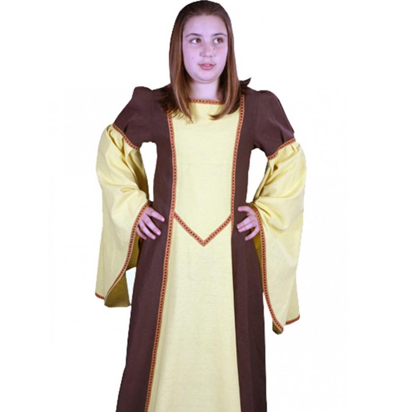 Disfraz de Alaris medieval para adolescente