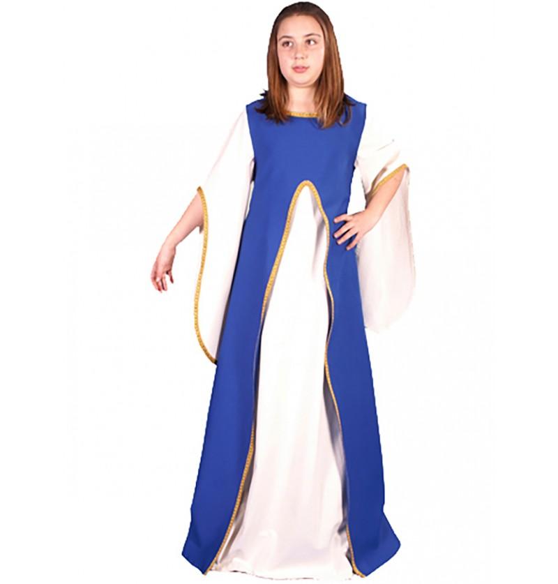 Disfraz de Minerva medieval para adolescente