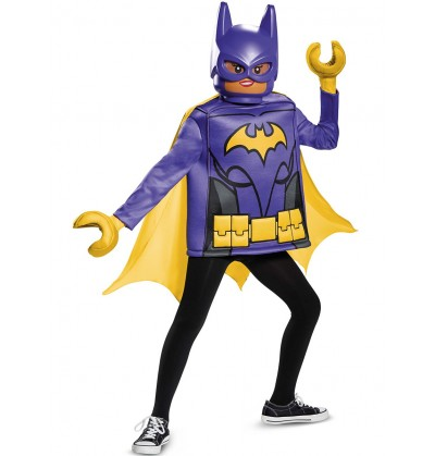 disfraz de batgirl batman la lego pelcula para nia