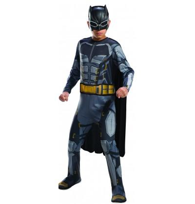 disfraz de batman tactical para nio liga de la justicia