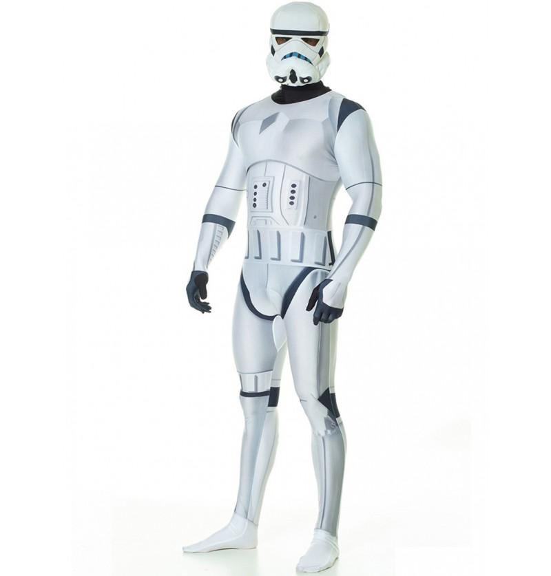 Disfraz de Stormtrooper Deluxe Morphsuit