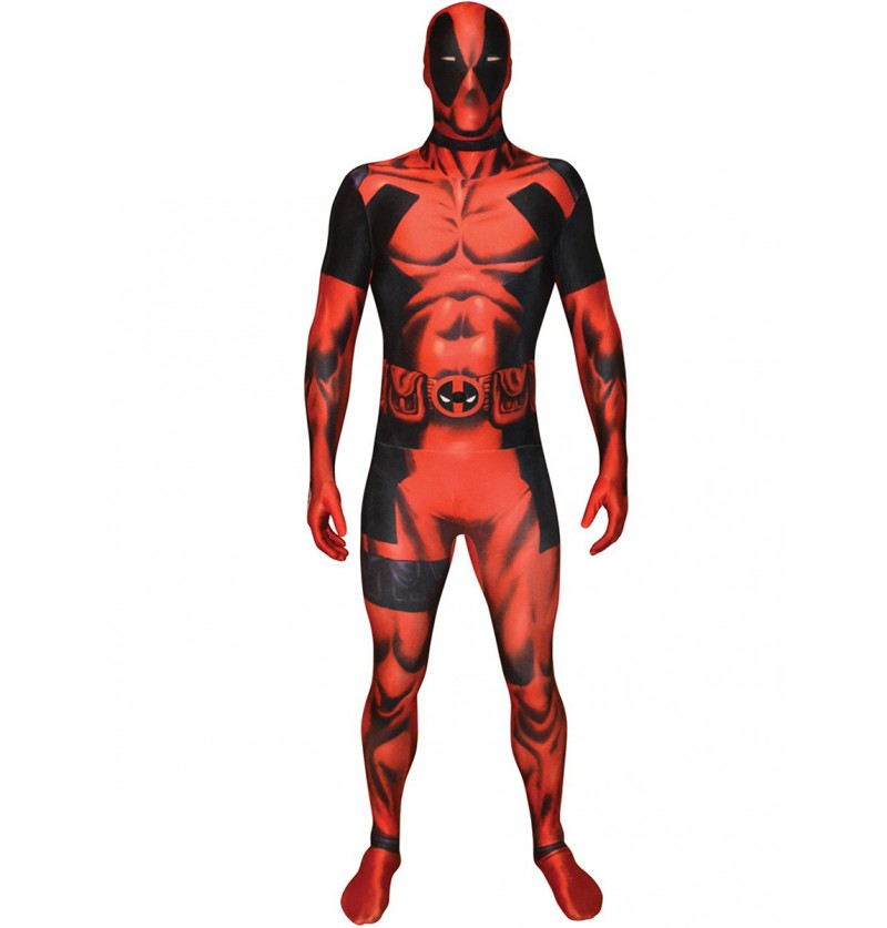 Disfraz de Deadpool Classic Morphsuit