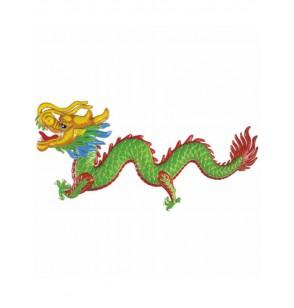 Dragón chino decorativo