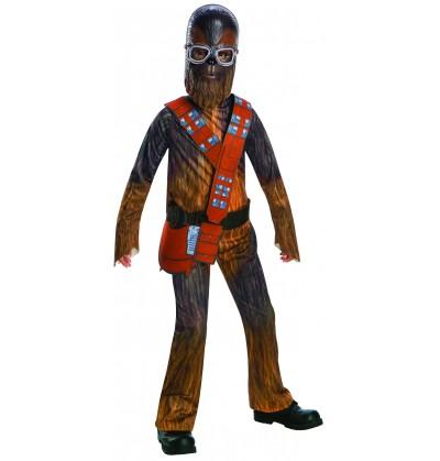 disfraz de chewbacca para nio han solo una historia de star wars