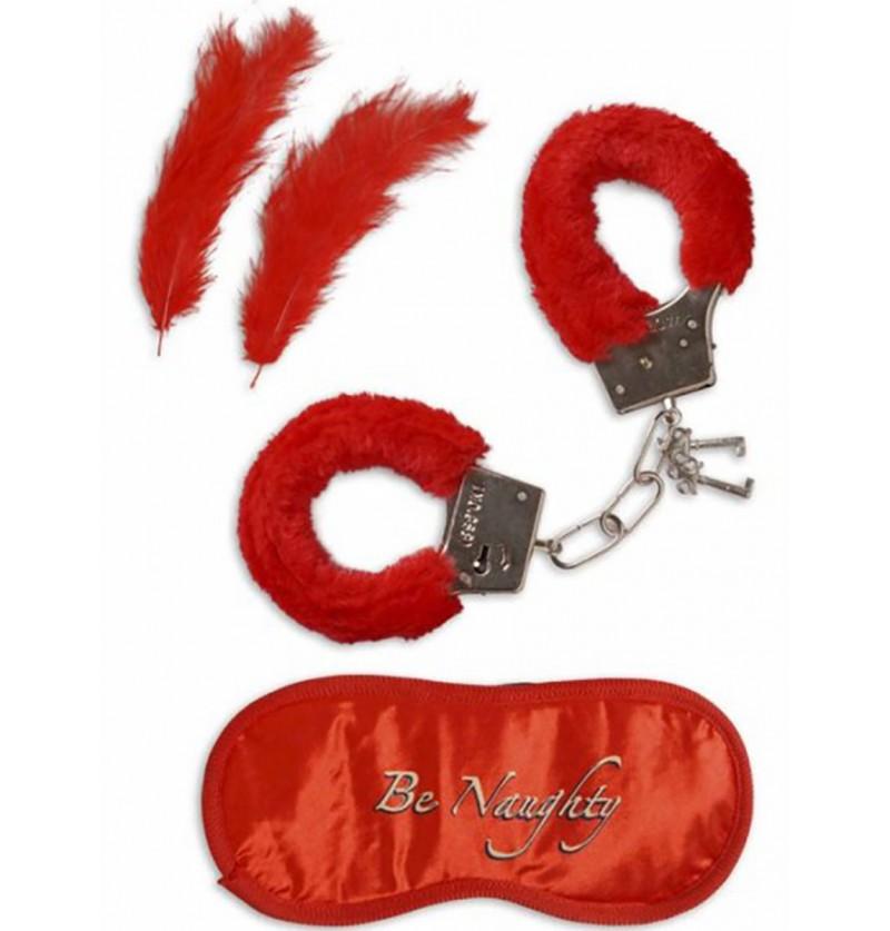 Set apasionado rojo