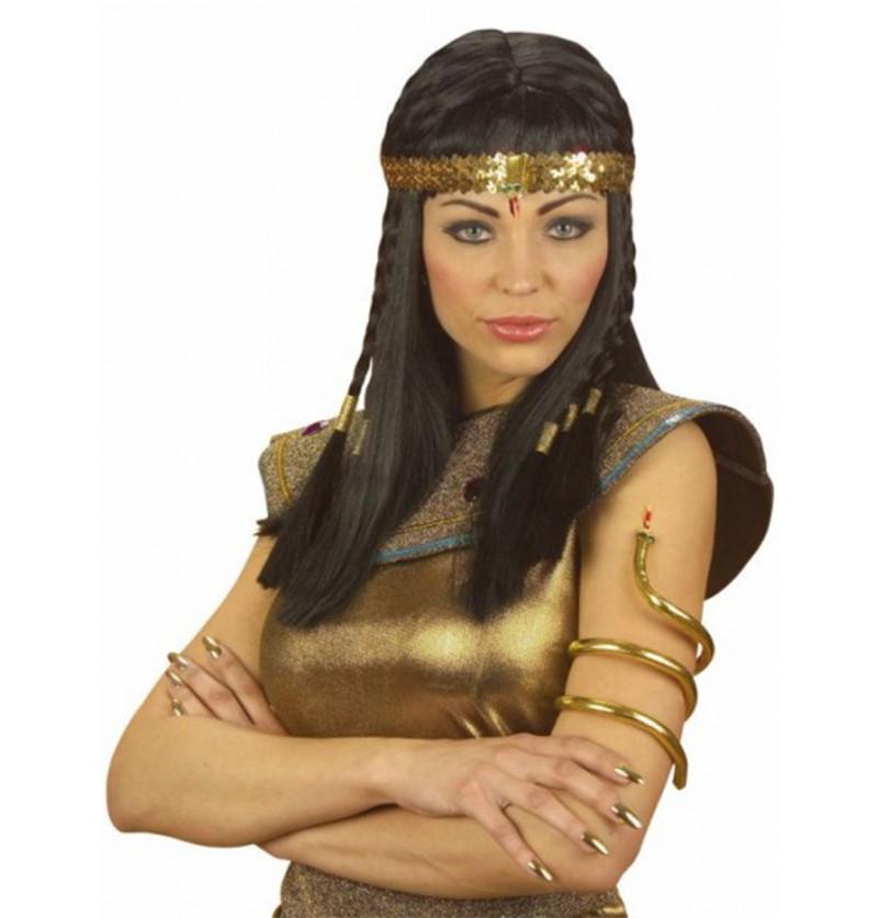 Pulsera de serpiente egipcia