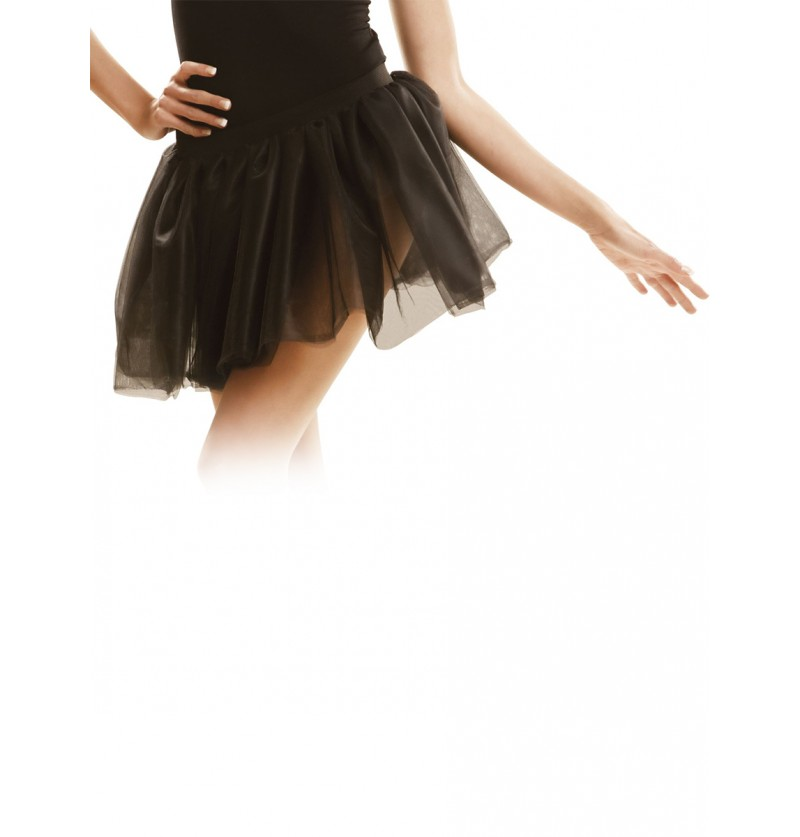 tut negro de capas para mujer