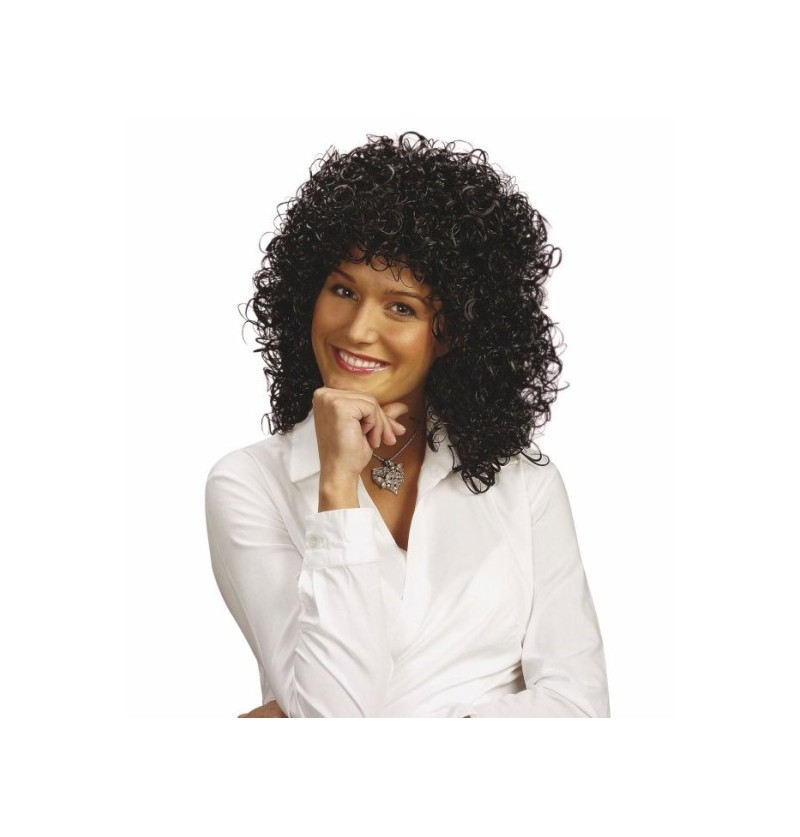 Peluca Gabrielle negra