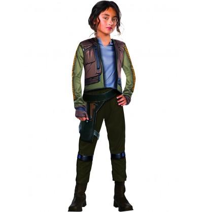 disfraz de jyn erso star wars rogue one para nia
