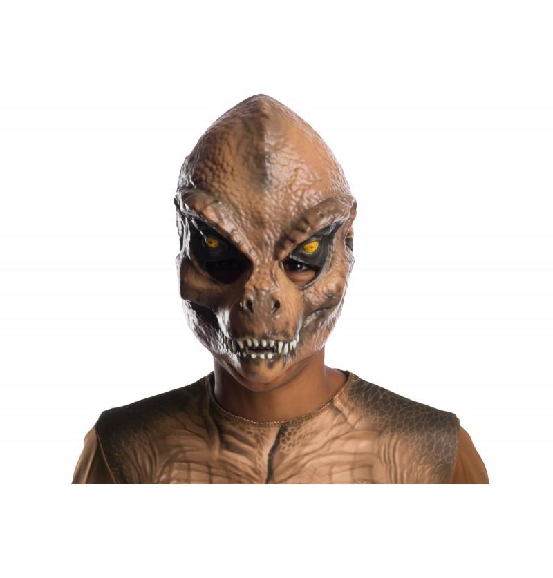 Máscara de Tiranosaurio Rex para niño - Jurassic World