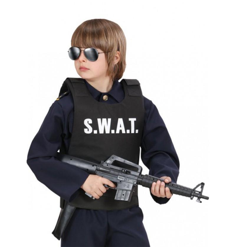 Chaleco de los S.W.A.T. para niño