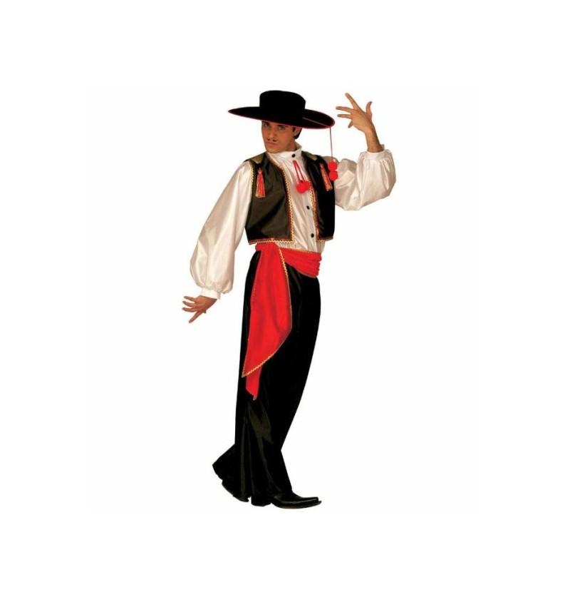 Disfraz de bailaor para hombre