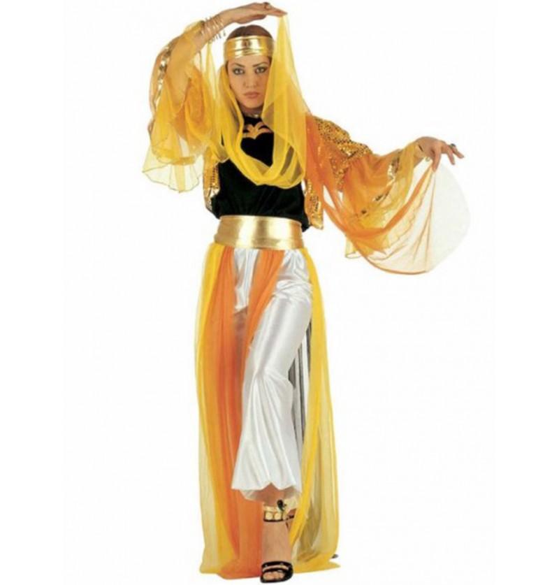 Disfraz de bailarina del harén para mujer