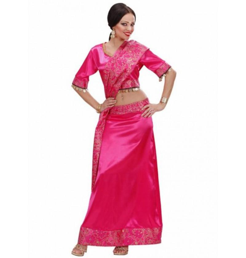 Disfraz de estrella de Bollywood para mujer