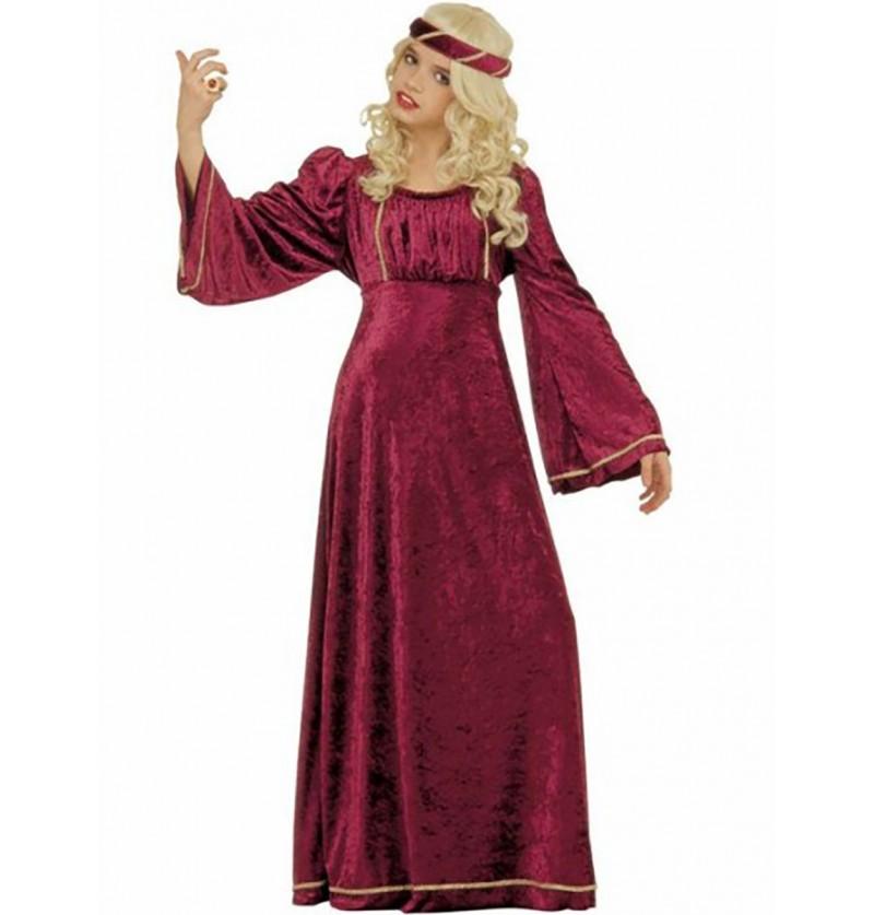 Disfraz de Julieta Capuleto para niña