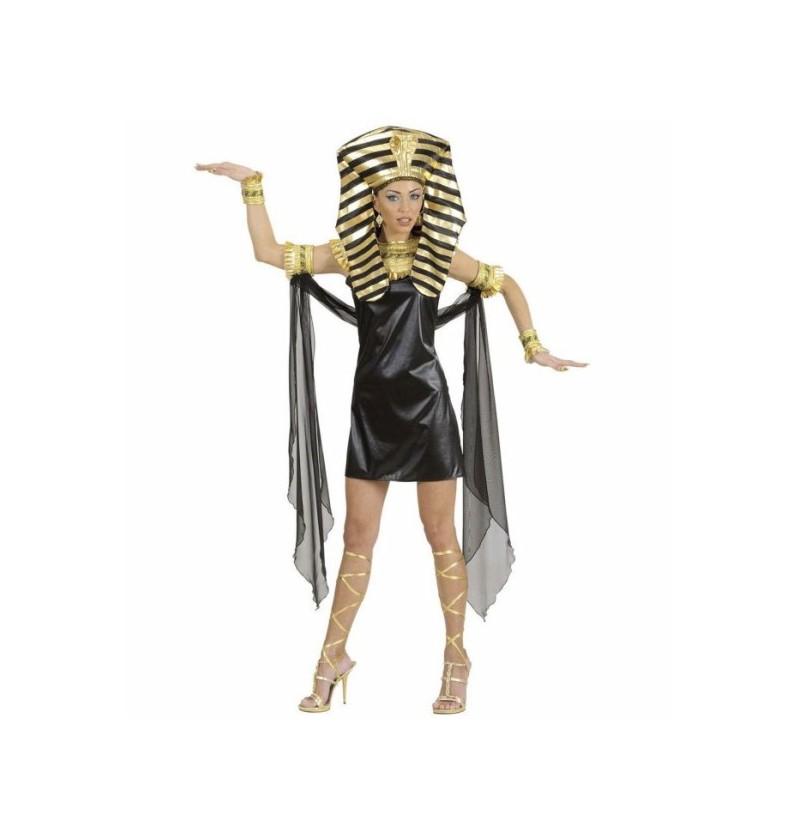 Disfraz de Cleopatra del Antiguo Egipto para mujer