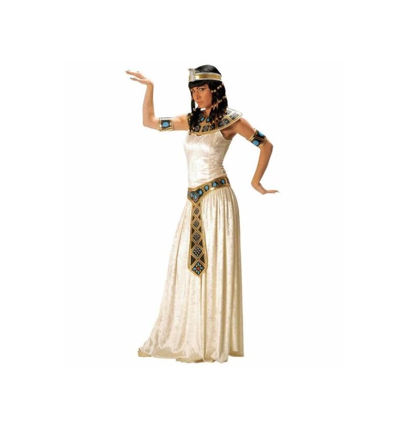 Disfraz de emperatriz egipcia para mujer