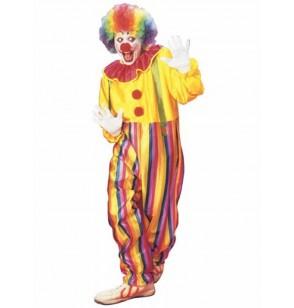 Disfraz de payaso de circo para adulto