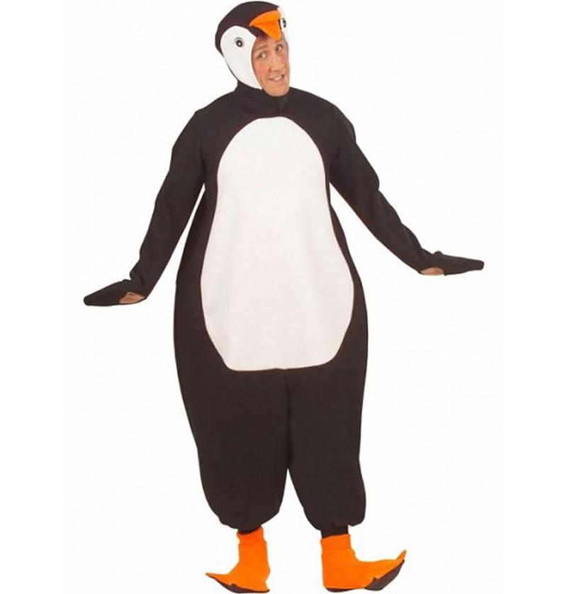 Disfraz de pingüino del ártico para adulto