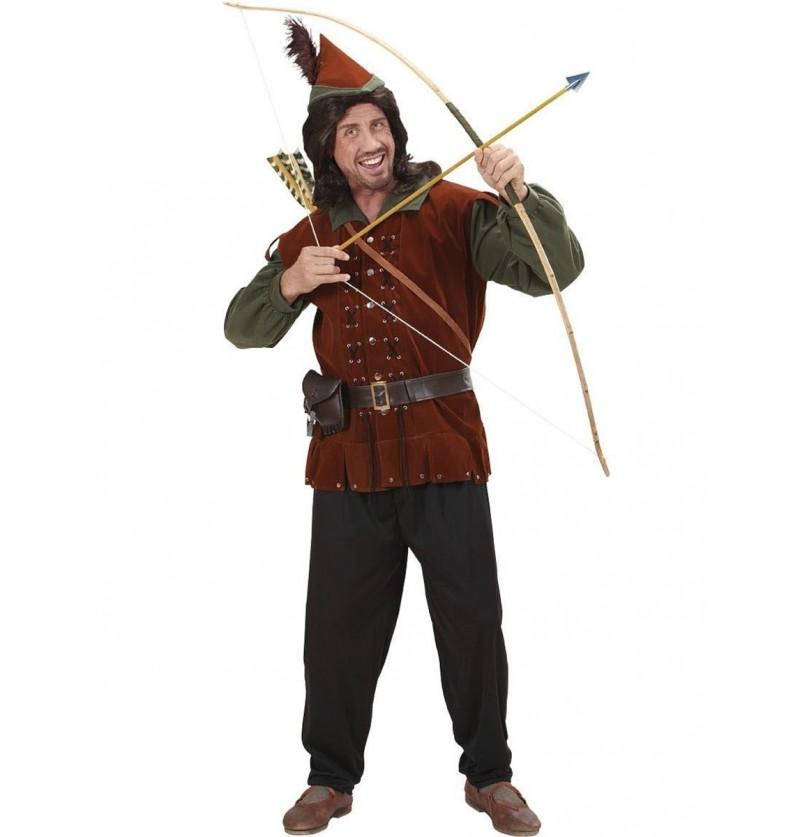 Disfraz de Robin de Sherwood para hombre