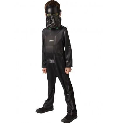 disfraz de death trooper star wars rogue one para adolescente