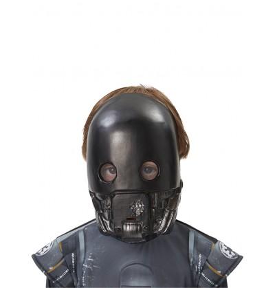 mscara de k 2so star wars rogue one infantil
