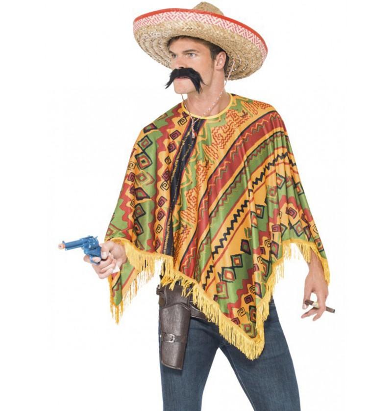 Kit disfraz de mexicano
