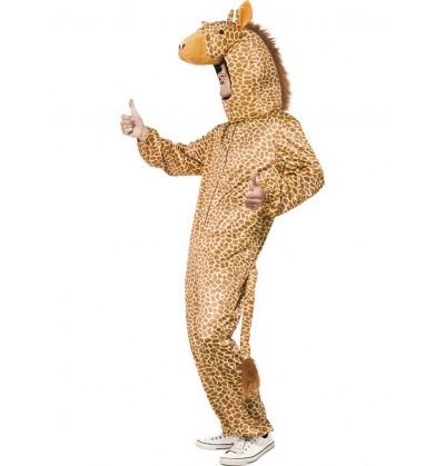 Disfraz de jirafa classic para adulto