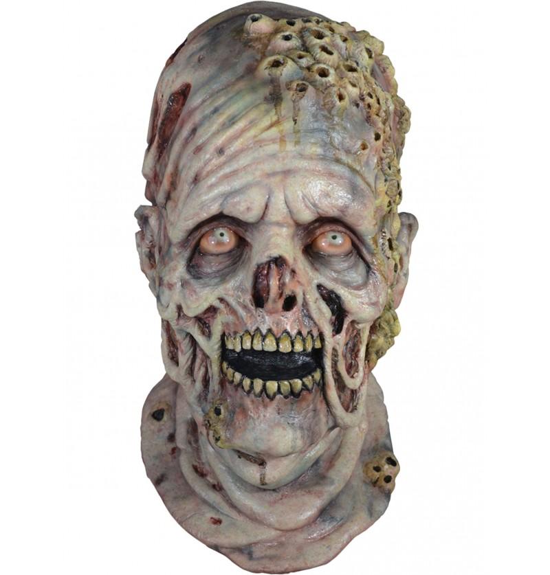 Máscara de zombie putrefacto para adulto - The Walking Dead