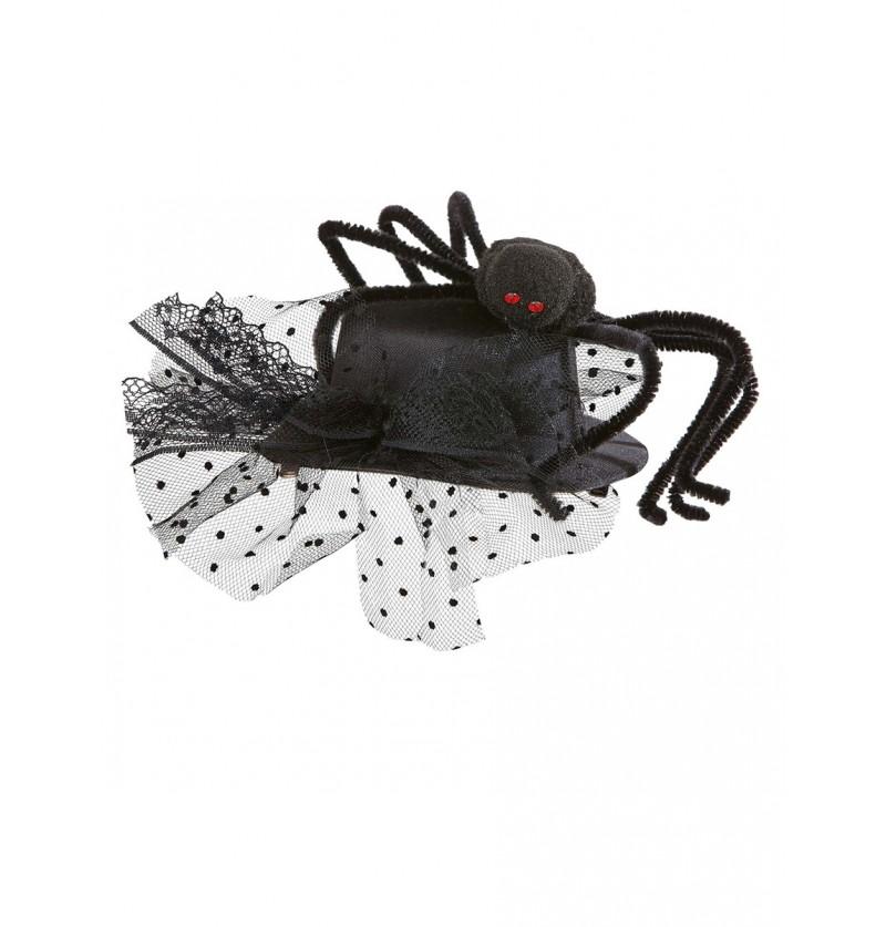 Mini sombrero de araña