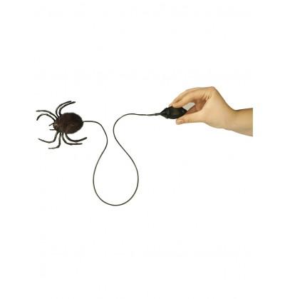 Araña peluda saltarina de broma