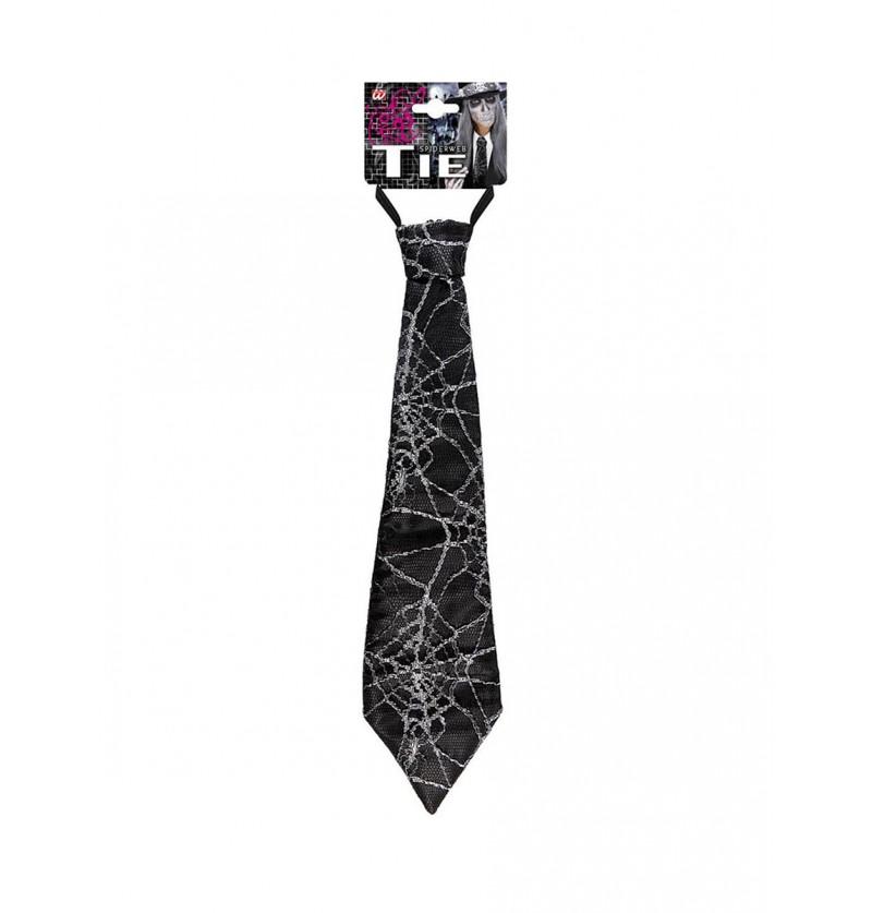 Corbata de telaraña 45 cm