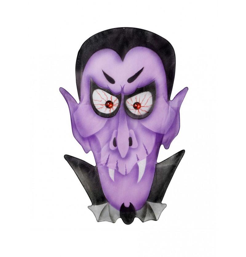 Vampiro en chiffón con ojos piedra