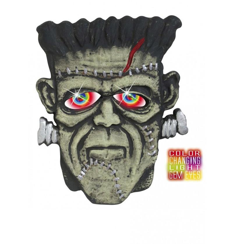 Monstruo Franky con ojos de color cambiante