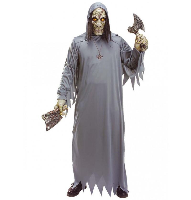 Disfraz de zombie mutante para adulto
