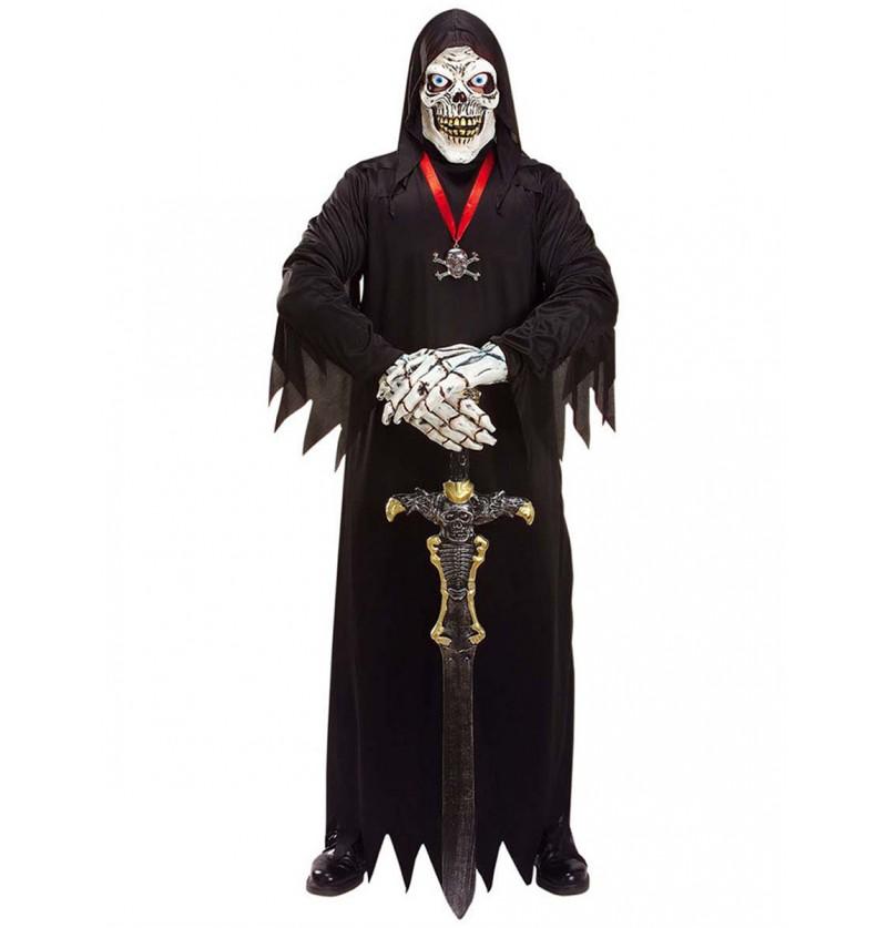 Disfraz de muerte inquisidora para adulto