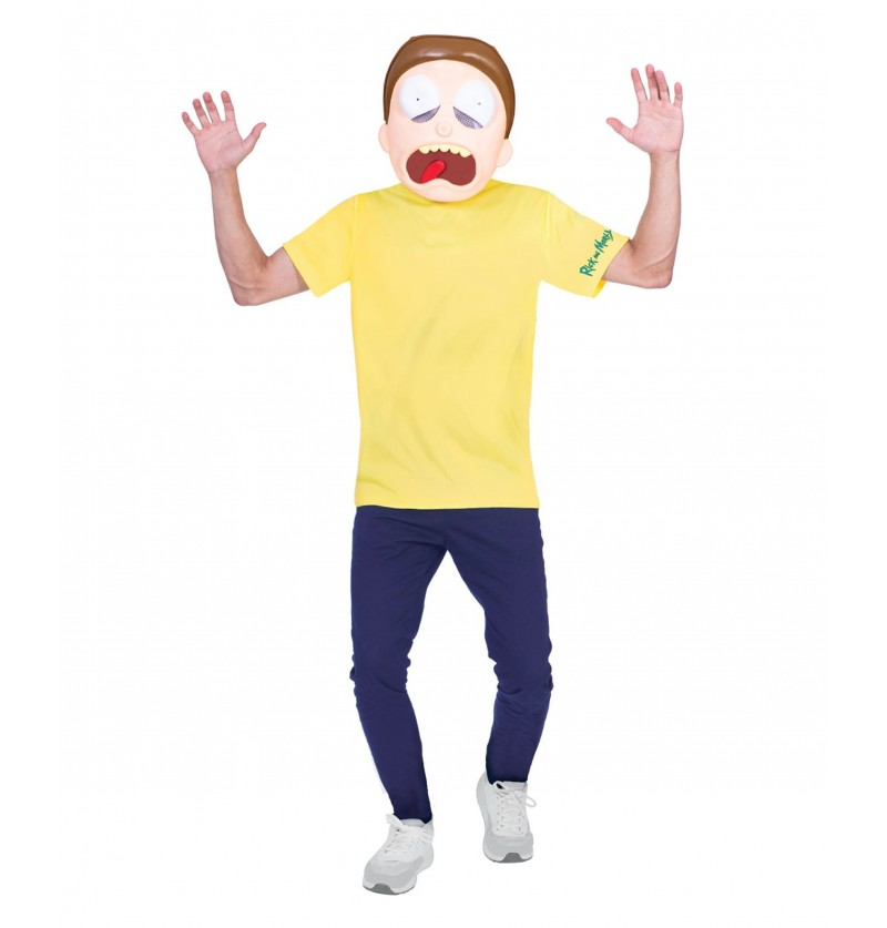 Disfraz de Morty para hombre - Rick & Morty