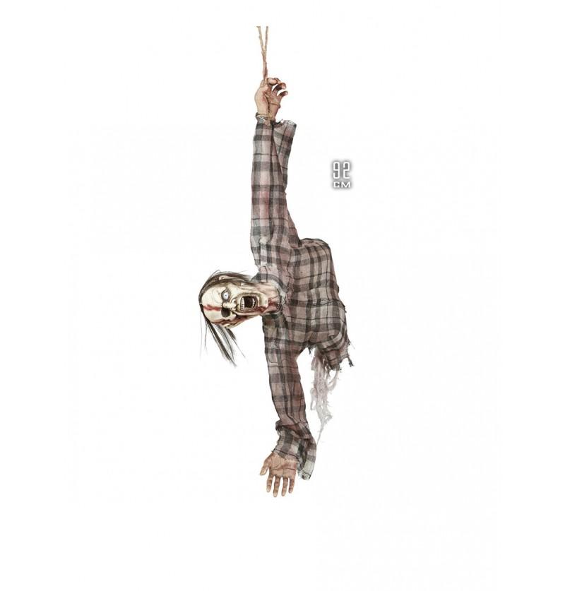 Zombie amputado colgante
