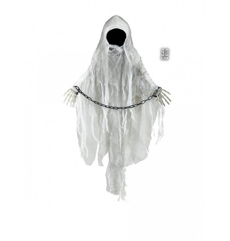 Fantasma sin rostro encadenado