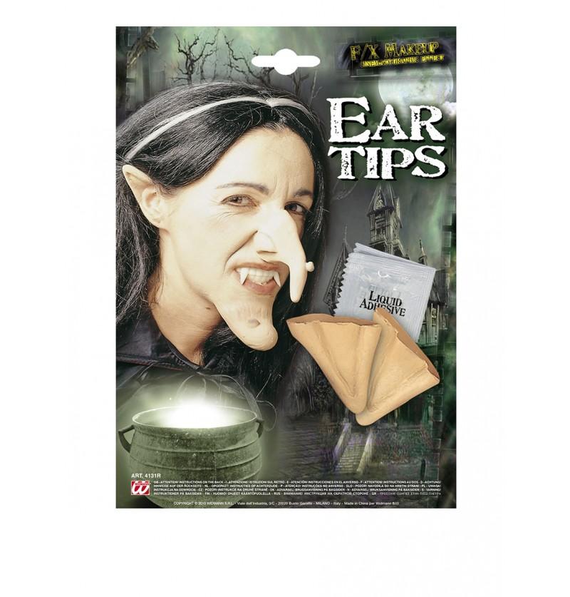 Puntas de orejas de lujo