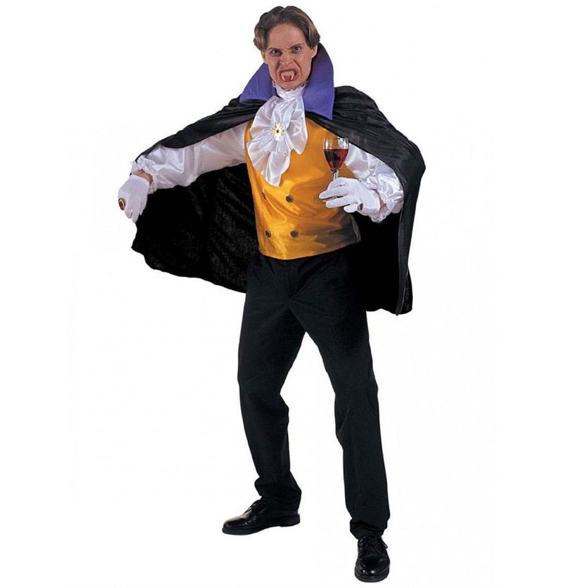 Disfraz de Conde Drácula malvado