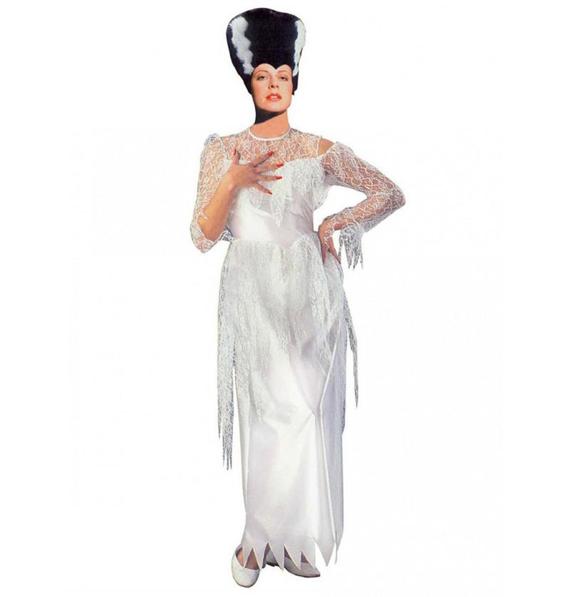 Disfraz de novia Franky