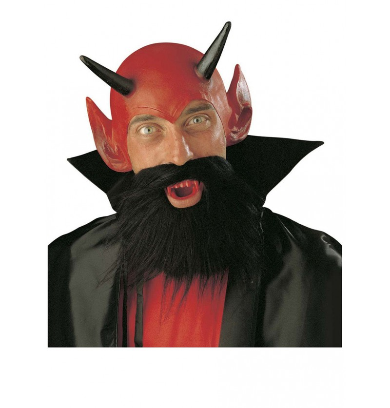 Set de accesorios de diablo maligno