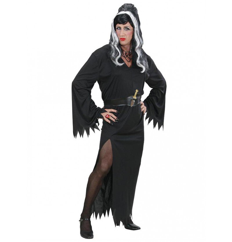 Disfraz de Elvira Queen para hombre