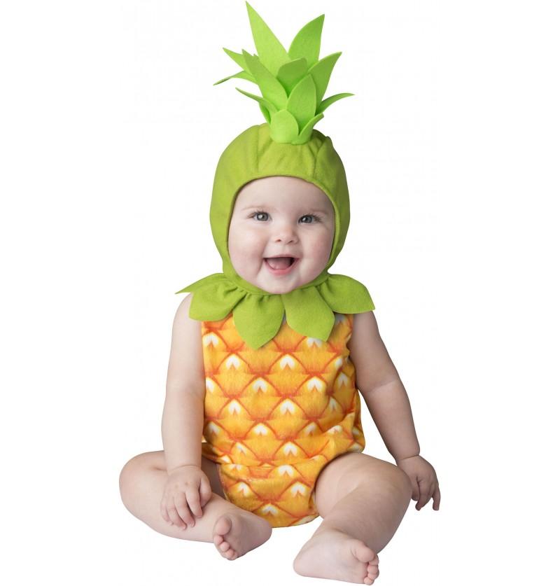 Disfraz de piña para bebé