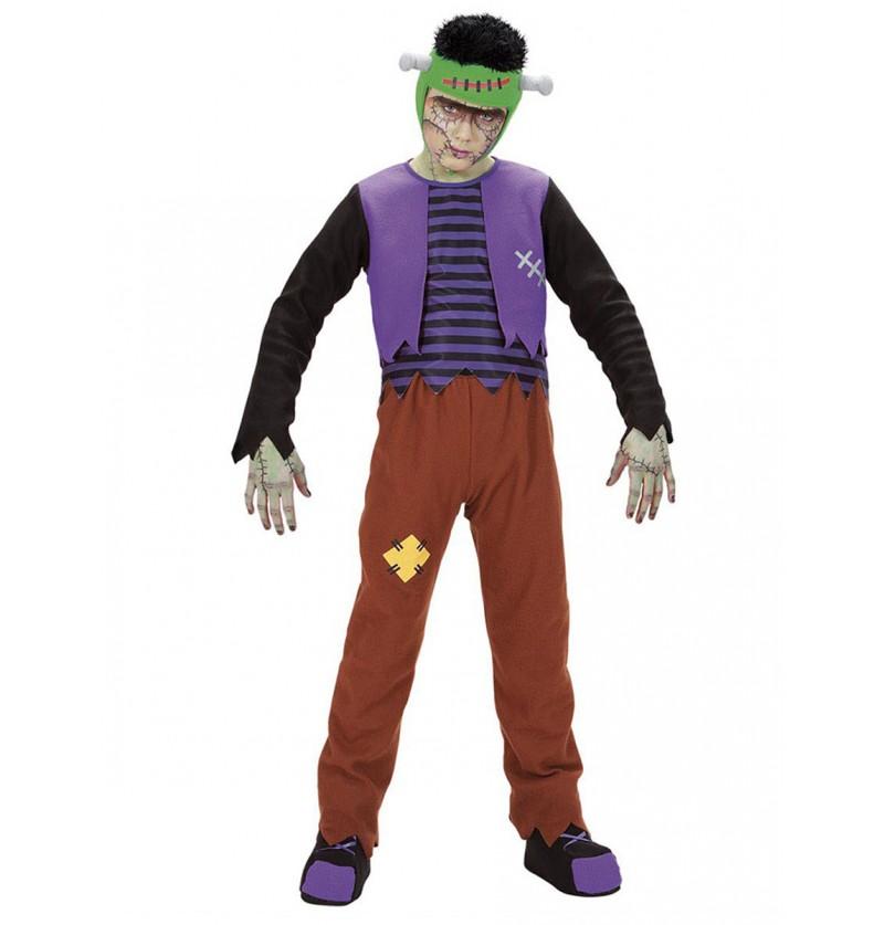Disfraz de Frankenboy para niño