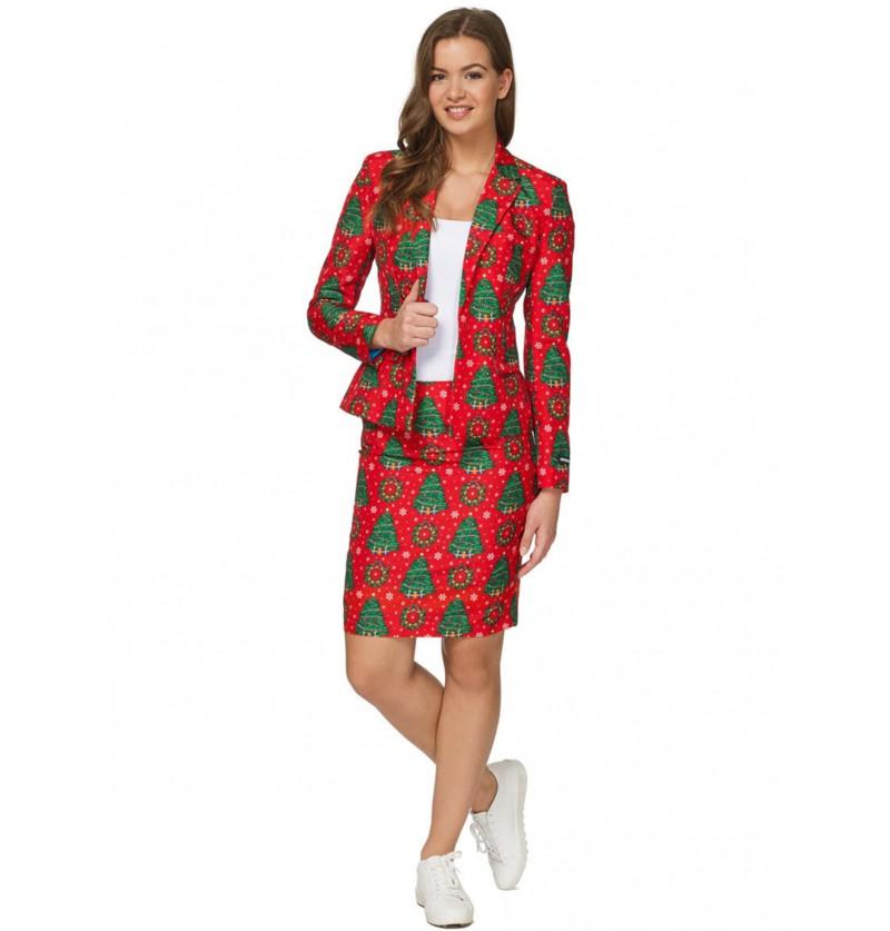 traje christmas trees suitmeister para mujer