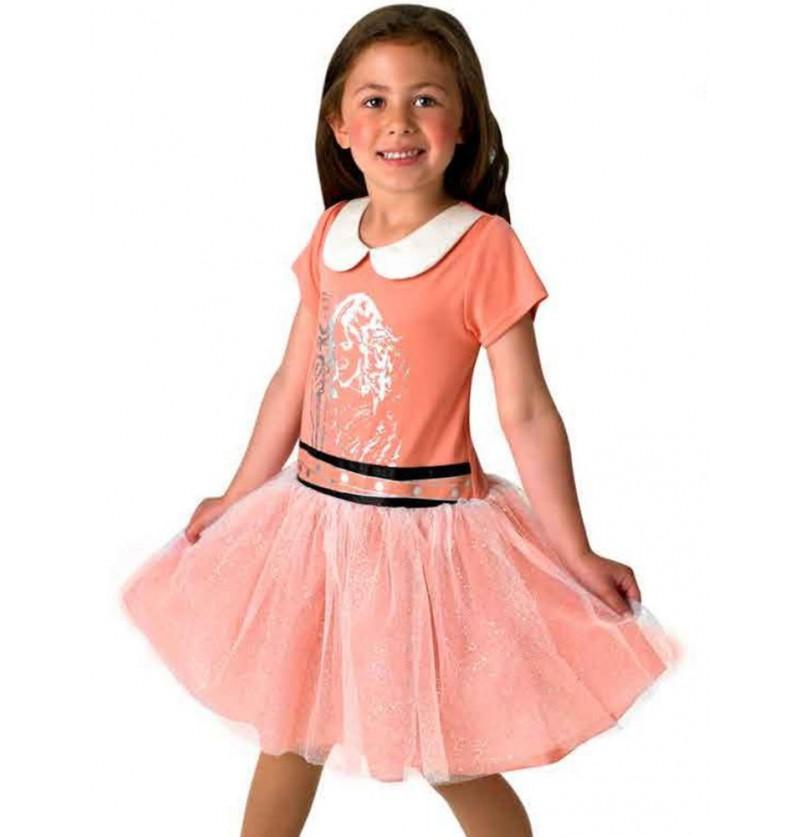 Disfraz de Violetta para niña